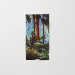 The Forrest Through the Trees Hand & Bath Towel