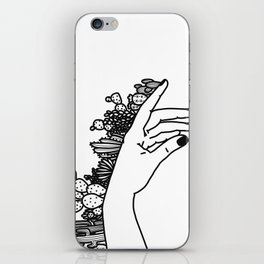 Succi Finger iPhone Skin