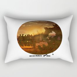 Fishers of Men Rectangular Pillow
