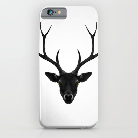 The Black Deer iPhone & iPod Case