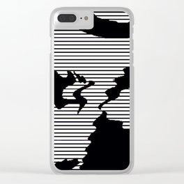 C U Clear iPhone Case