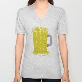 More Beer Unisex V-Neck