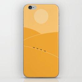Desert. iPhone Skin