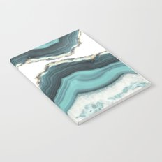 Sea Agate Notebook