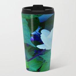 Cotton Blossom Travel Mug