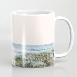 The Ocean is Calling & I Must Go #society6 #buyart Coffee Mug