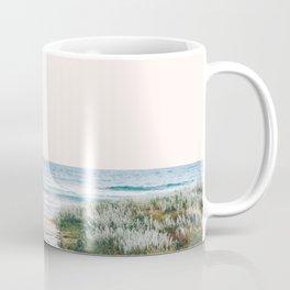 The Ocean is Calling & I Must Go #society6 #buyart Coffee Mug