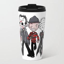 Horror BFFs Travel Mug