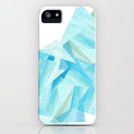 Sea Glass iPhone Case