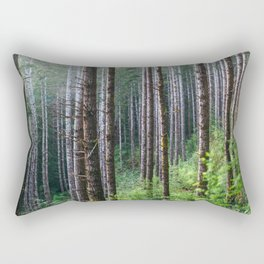 Trees: II // Oregon Rectangular Pillow