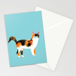 Calico Stationery Cards