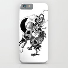 Silver And The Beast iPhone 6s Slim Case