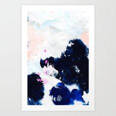 Palette No. Eleven Art Print