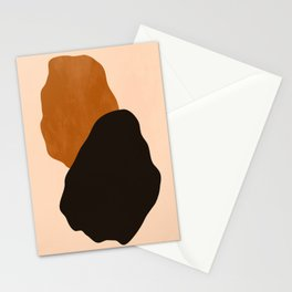 Modern Abstract Art ll Stationery Cards