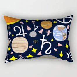 Solar System 2 Rectangular Pillow