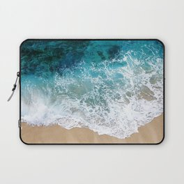 Ocean Waves I Laptop Sleeve