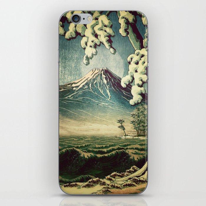 5 Lakes at Moonlight iPhone Skin