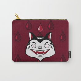 Count Dracula Von Kitteh Carry-All Pouch