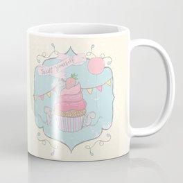 Treat Yourself Cupcake Party Coffee Mug