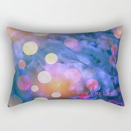 Peace On Earth Rectangular Pillow