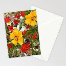 Flora 1 Stationery Cards