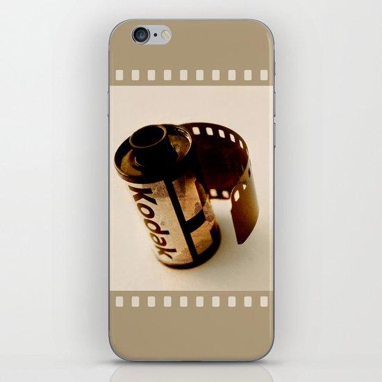 The last kodak film iPhone Skin