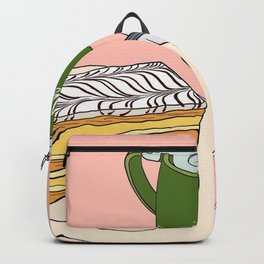 Aftenoon Cake Treat Backpack