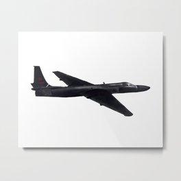 u-2 Spy Plane Metal Print