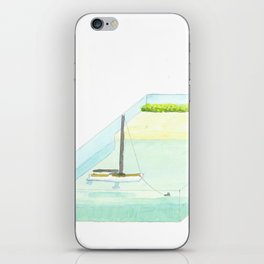 S/Y Serena iPhone Skin