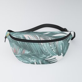 tropical blue Fanny Pack