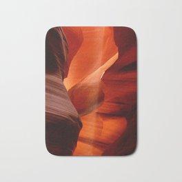 Marvelous Antelope Canyon Colors Bath Mat