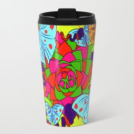 Color pop Travel Mug