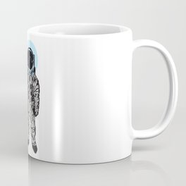 CMYK Spacemen Coffee Mug