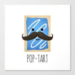 Pop-Tart Canvas Print