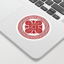 Ateljie Kuutamo logo 2 Sticker
