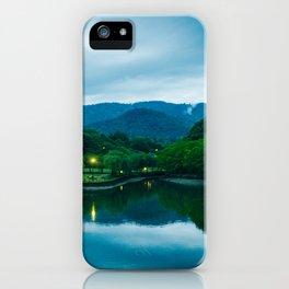kagami iPhone Case