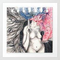 skinweaver Art Print