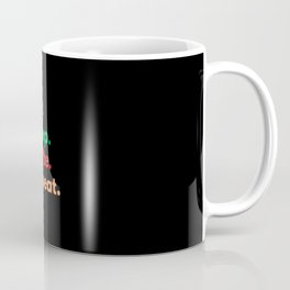Eat. Sleep. Write. Repeat. Coffee Mug