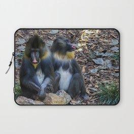 Monkeys - Mandrill Laptop Sleeve
