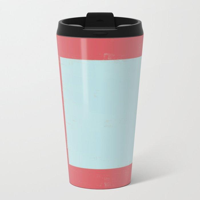 HERE XI Metal Travel Mug