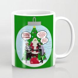 Danny Phantom Christmas ornament greeting card Coffee Mug
