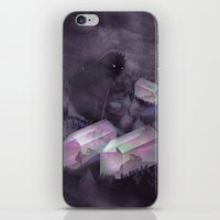 garden iPhone & iPod Skins featuring Garden by Martynas Pavilonis