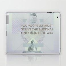 You yourself must strive #everyweek 2.2017 Laptop & iPad Skin