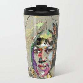 Aretha Franklin - Soul Sister   Soul Brother Travel Mug