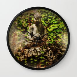 Conscious Breathing Wall Clock