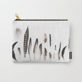 FEATHER COLLECTION Carry-All Pouch