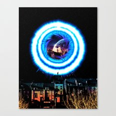 I Wish Wormholes Were More Mainstream Canvas Print