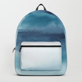 Abstract Landscape Painting Backpack