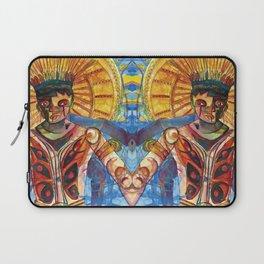 my forgotten culture - indigenous Laptop Sleeve