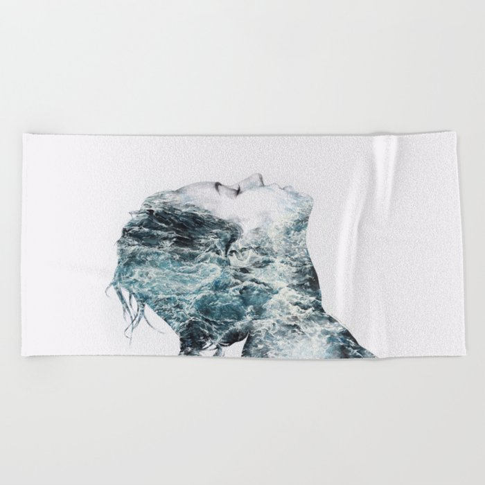 Drowning Beach Towel